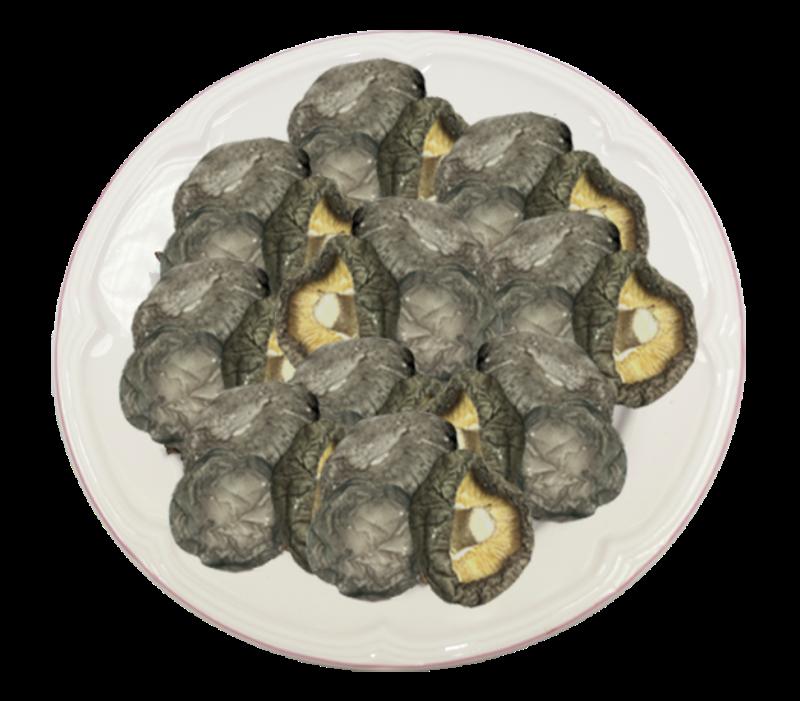 台灣埔里香菇