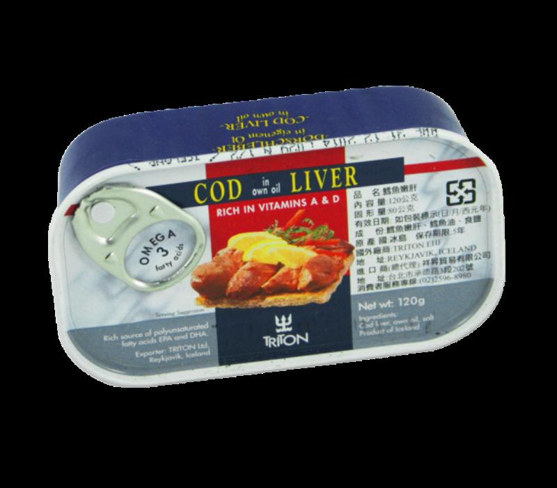 TRITON 鱈魚嫩肝
