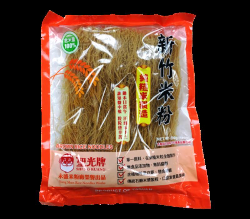 永盛聖光牌純糙米米粉