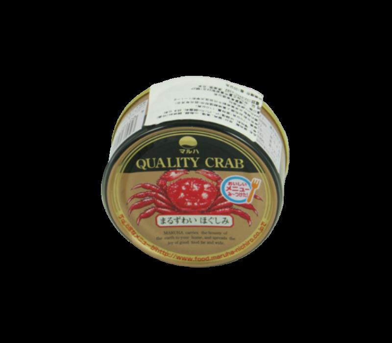 丸哈花蟹肉罐